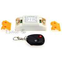 AC220V 1CH Wireless RF Remote Control Switch Transmitter + Receiver Module Board