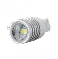 T15 Cree Q5 W5W Car Auto White SMD LED Side Turn Signal Light Lamp Bulbs