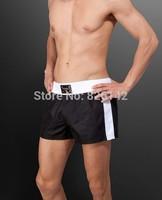Shorts 2014 Men's Beach Shorts Surf Casual Shorts Men Brand Shorts Plus Size XXL Black White Free Shipping