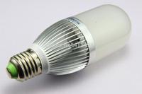 High Quality heat release E27 led lamps light 220V 110V 100-250V Corn Bulbs max 11W Candle crystal chandelier lighting 4pcs/lot