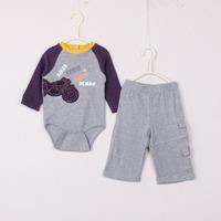 newborn baby boy conjuntos baby's sets conjunto de roupa baby bodysuits + pants 2pcs roupas de bebe clothing set