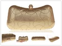 New Rhinestone Evening Bag Clutch Evening Bag For banquet /Party /Wedding Women Cobwebs Dumplings stereotypes handbag 2020