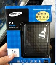 "Free Shipping New M3 hard disk USB 3.0 hdd extern 1TB 2.5"" Portable External Hard Drive 1TB Mobile Hard Disk HDD(China (Mainland))"