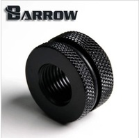 "connector Barrow G1/4"" pattern black connector TCDZS-V1 water cooling cpu cooling cooling kit"