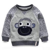 Child sweatshirt outerwear children's clothing 2014 autumn male child cartoon top baby pullover sweatshirt