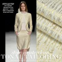 Italian style    Soft jacquard cotton blended fabrics