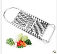 Free shipping Stainless steel multifunctional shredder grater set manual cucumber slicer