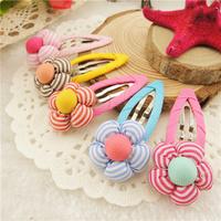new Kids/Girl/Princess/Baby Hair Clip Children Hair Accessories Flower Hairpins for Hair Bows Barrettes
