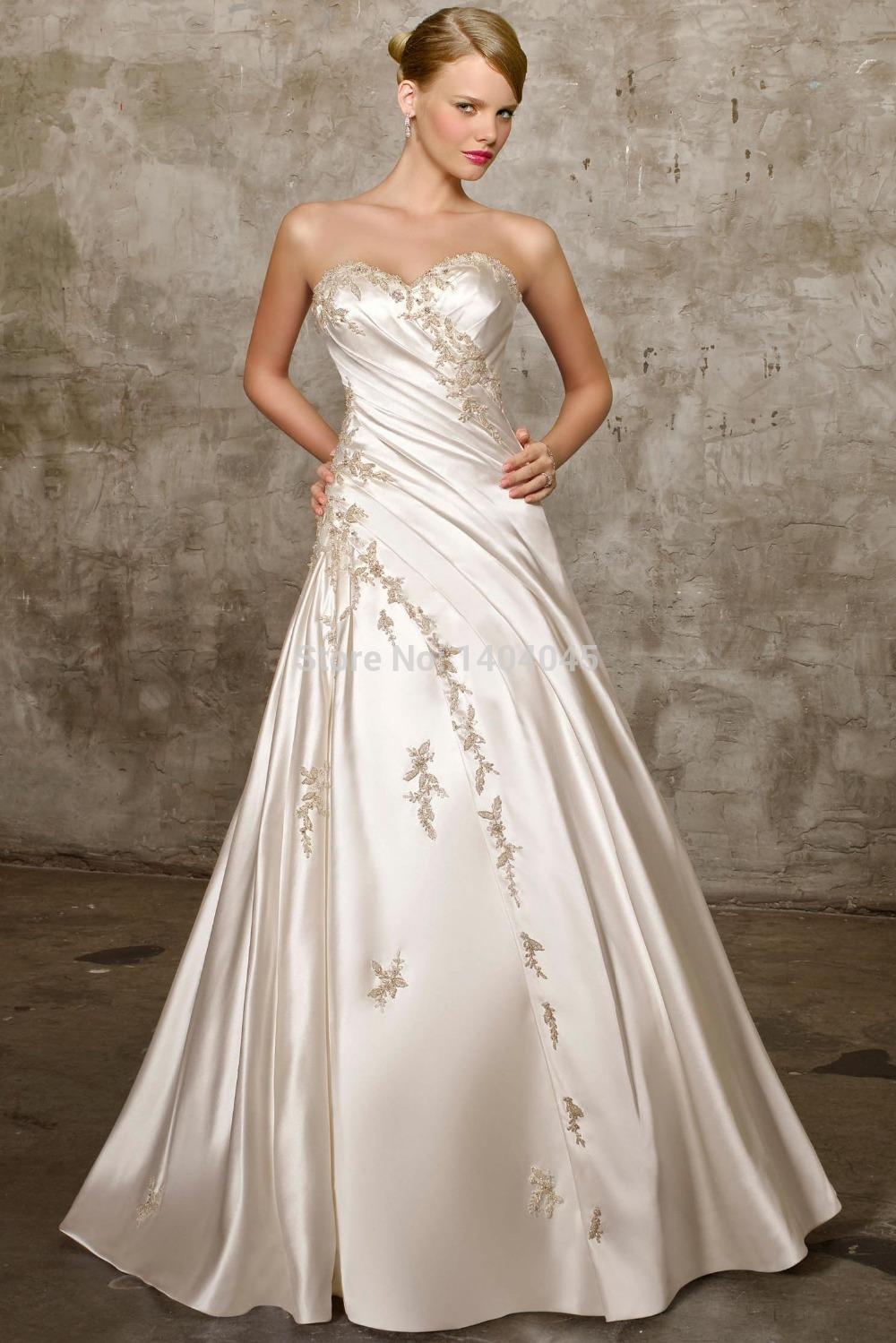 Kreative Ideen für Hochzeitskleider