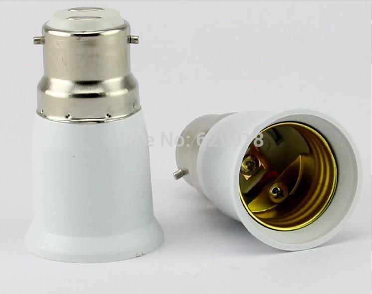 Цоколь лампы OEM 10 x B22 E27/, 22 E27 B22  to E27