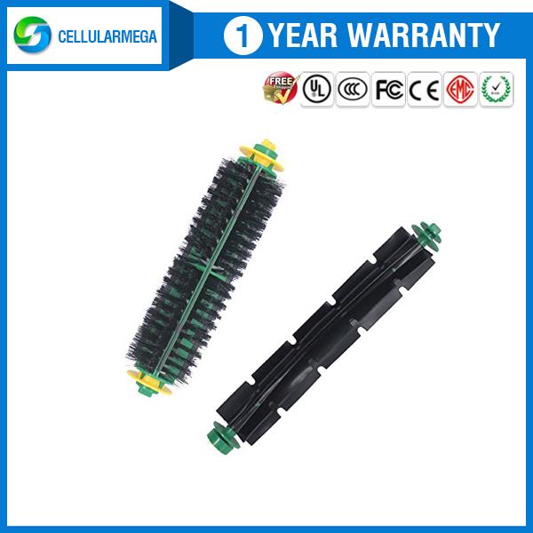 Bristle & Beater Brush Kit 520 530 560 580 Pet Green for iRobot Roomba 500 Series(China (Mainland))