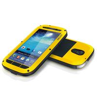 Lovemei for Samsung galaxy S4 i9500 three triple proofings waterproof dustproof Dropproof  protector bumper