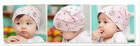 autumn winter baby boys girls earflaps warm hats beanie lovely car bird rabbit lion Animal Cotton elastic embroidery crochet