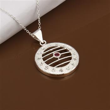 N416 925 серебро ювелирные изделия ожерелье, Ювелирные изделия ожерелье ювелирные изделия Necklace2014