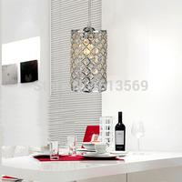 kingart Modern brief single-head led pendant lamp bar lamp crystal pendant light lighting lamps