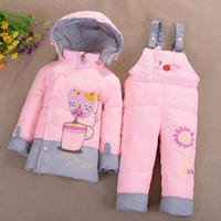 Child down coat set baby girl winter coat girls winter jacket for girls winter coat children coat winter jacket kids