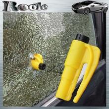 Keychain Car Emergency Rescue Tool Window Glass Breaker Seat Belt Cutter Car Safety Car Knife Tool Glass Breaker Life Hammer(China (Mainland))