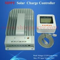 24v 40a solar control 12v 40a solar panel controller 40a mppt regulator