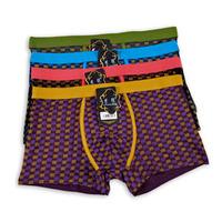6xPCS High Quality Sexy Brand Soft Cotton Bamboo Fiber Men's Shorts Boxers Pants Underwear Panties Male 3XL 4XL  Free Shipping