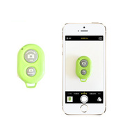 Free shipping Wireless Bluetooth Camera Remote Control Self-timer Shutter For Samsung iphone HTC SONY Android OS 4.2.2