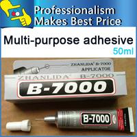 50ml B-7000 Multi-purpose adhesive professional for mobile phone repair rhinestone phone beauty drill glue stick