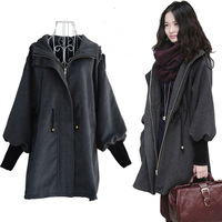 High quality 2014 new winter clothes new Korean version of casual ladies woolen coat cashmere coat Slim jacket