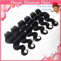 "Brazilian Body Wave Cheap Human Hair Weave Rosa Hair Products Natural Black Color 8-""28"" Brazilian Hair Bundles Free Shipping"