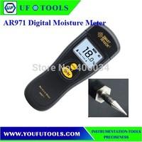 AR971 Digital Handheld wood moisture meter, Wood Moisture Meter