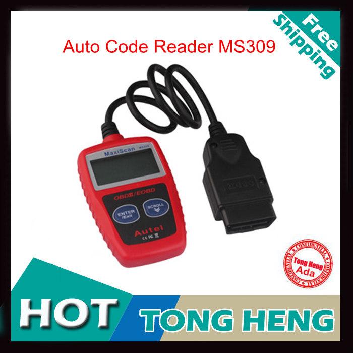 MS309 Auto Code Reader MS309 high performance(China (Mainland))