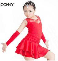 CS-38 Latin ballroom dancing dresses Latin dance dress for girls Latin dance dress Clothing for dance Girls dancewear