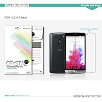 Original Nillkin Super Clear Anti-fingerprint Protective Screen Protector Film For LG G3 Beat