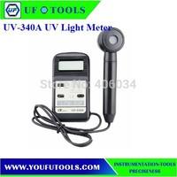 100% Brand New Pocket digital UV Light Meter UV-340A 290 nm to 390 nm