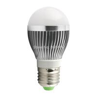 3W LED Bulb Light   (gold, silver)  E27