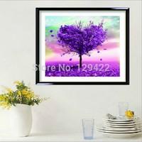 54 * 54mm diy painting 5D diamond diamond embroidery, Giving Tree, DIY painting free shipping