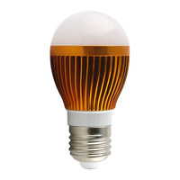 XL405 5W LED Bulb Light   (gold, silver)  E27