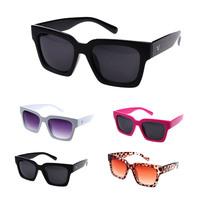 2014 women brand designer fashion summer sun glasses coating sunglass gafas vintage eye wear mens lunette de soleil