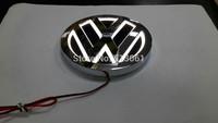 Newest Design VW GOLF POLO PASSAT Car LED logo light ,auto led light