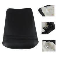 Motorcycle Pillion Rear Passenger Seat Cushion For YAMAHA YZF R1 YZF-R1 Black