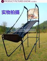 Single electronic shooting machine child shooting frame toy