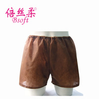 Disposable panties trunk 5 10 bag male casual