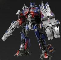 Leader KO DA-28 DX Striker Optimus Prime MISB Autobots Movie Robot toys For Boys