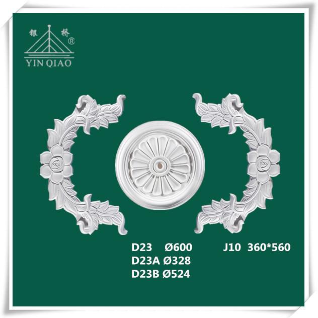 Interior decorative Gypsum plaster ceiling design(China (Mainland))