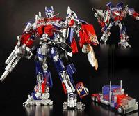 KO TF 2 ROTF MOVIE Revenge of the Fallen: Ra-24 Buster LEADER OPTIMUS PRIME Autobots Movie Robot toys