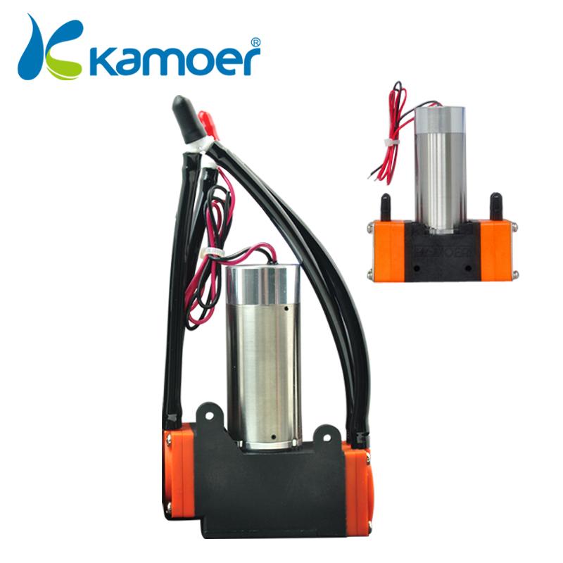 Kamoer 12V dc vacuum pump with brushless motor(China (Mainland))