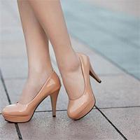 2014 Sexy round toe waterproof Wedding Party Women High Heels Shoes Platform Korean style Women Pumps