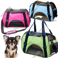 Pet Dog Cat Puppy Carrier Case Comfort Travel Tote Shoulder Bag Backpack House Handbag Purse Crate Cage Kennel Airline Approved
