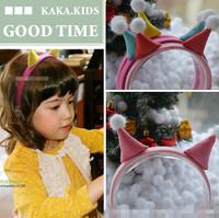 Children Party Festival Double Hats Headband Hairbands Wholesale