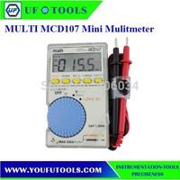 MCD-107 Pocket Type Digital Multimeter (CE) Mini Digital Multimeter