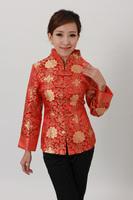 new fashion  Chinese Women's Traditional Embroidery jacket Cheongsam Vest Dress M-3XL