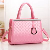 2014 spring and summer fashion trend of the fashion tassel bag soft cross-body shoulder bag portable handbag women's